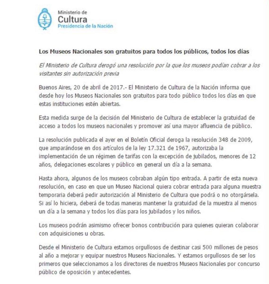 Gobierno del presidente Mauricio Macri C94w78ZXcAMs-AT