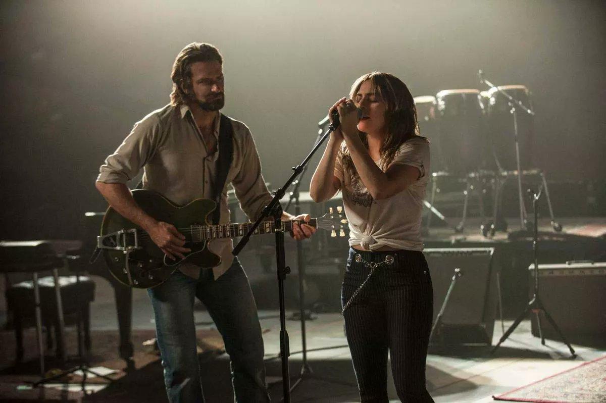 \'Ha nacido una estrella\', el remake está en marcha, Primera imagen de sus protagonistas Bradley Cooper  y Lady Gaga,