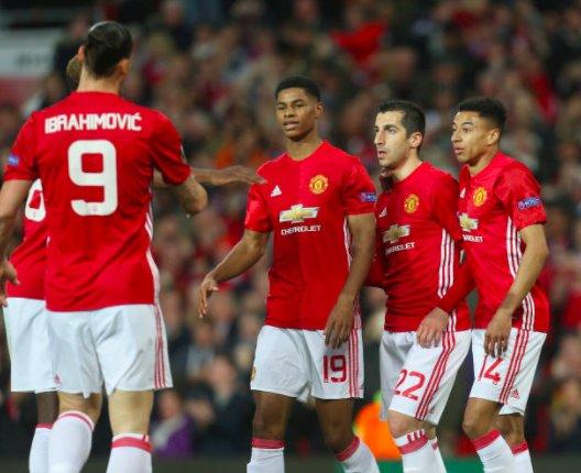Europa League Semi-Finalists 🏆  🇬🇧 Man United 🇳🇱 Ajax 🇪🇸 Celta Vigo 🇫🇷...