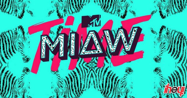 🎤 Premios #MTVMiaw serán en el Palacio de los Deportes https://t.co/Xx...