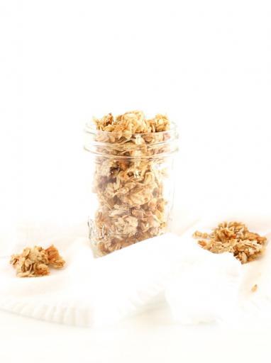 Coconut Tahini Granola