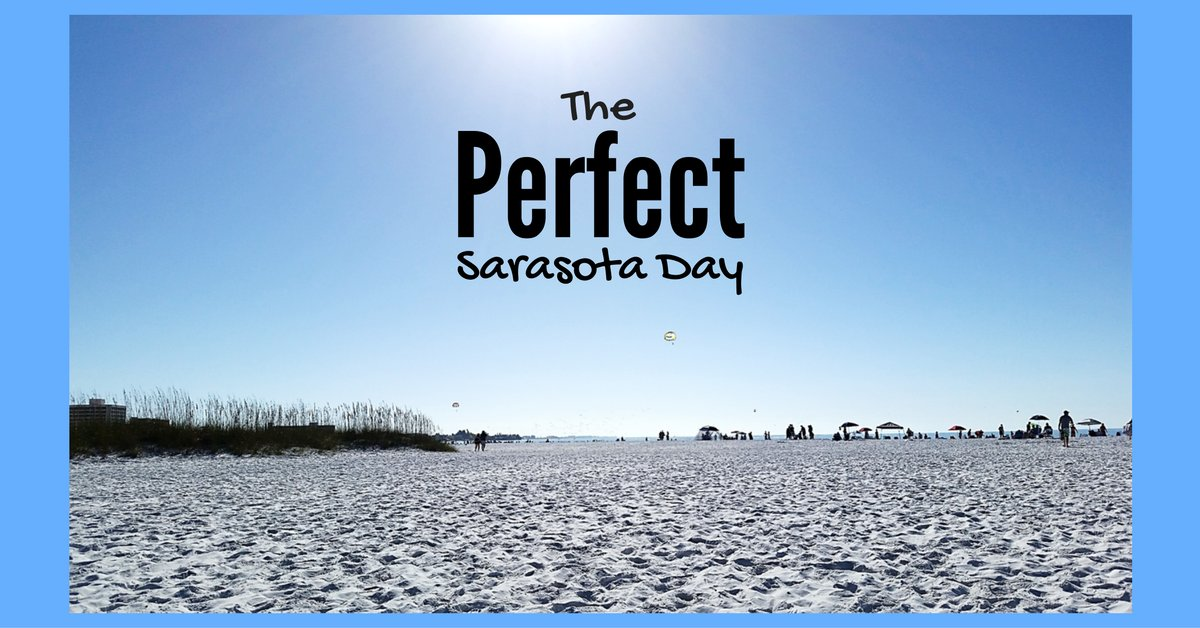 Here's the Perfect #Sarasota & #Sies...