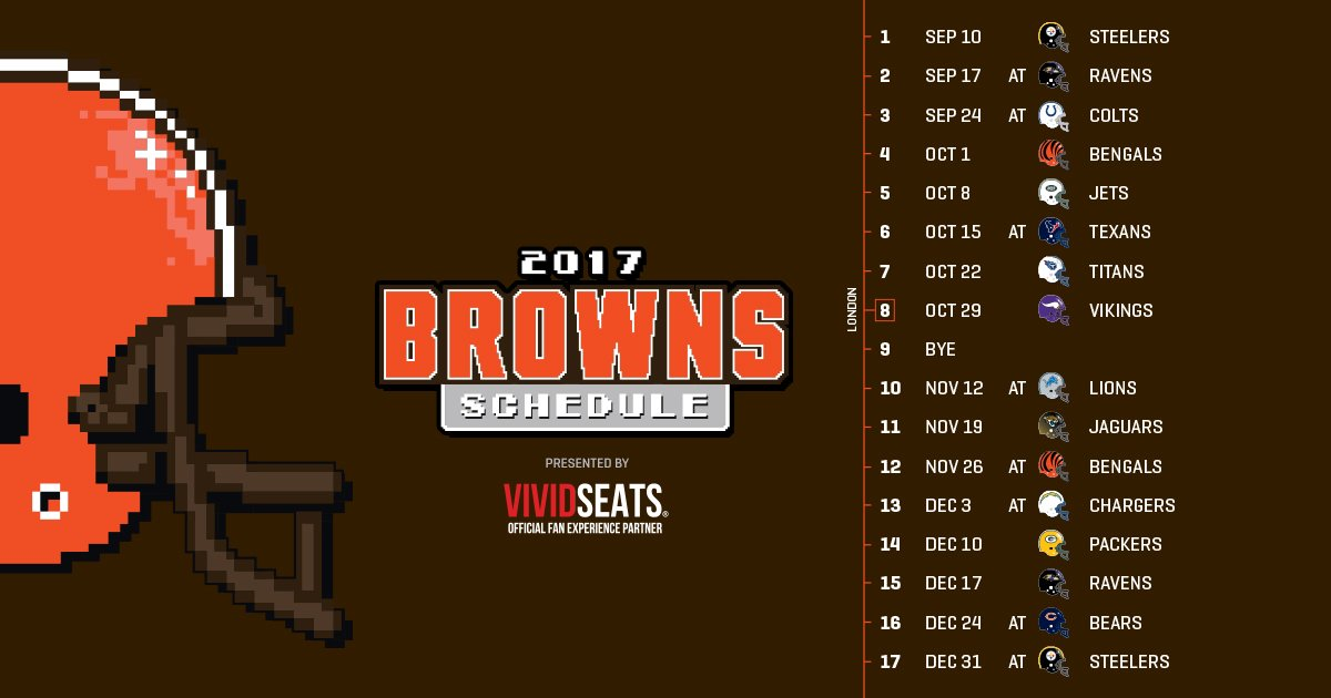 Cleveland Browns on Twitter: