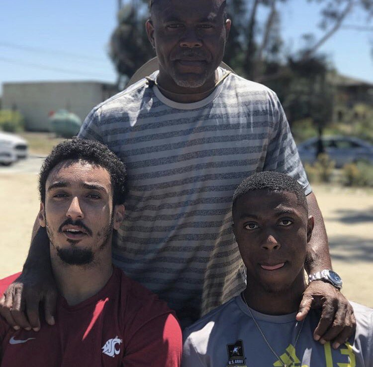 This Work Doesn't Come Easy. Washing State Present and Future WRs. #PhenomFactory #WSU