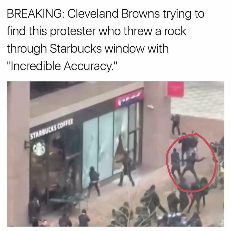 Good luck Browns fans. #Tbt #NFLSchedule @Starbucks @BernieKosarQB htt...