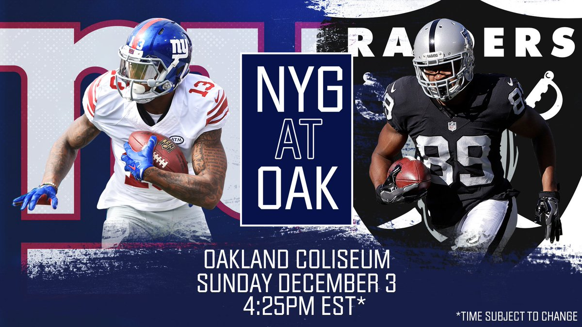 Five of the most intriguing matchups on Big Blue&#39;s 2017 schedule! #GiantsPride  READ:  http:// bit.ly/2pkhV9L  &nbsp;  <br>http://pic.twitter.com/1ZKGIfBayv