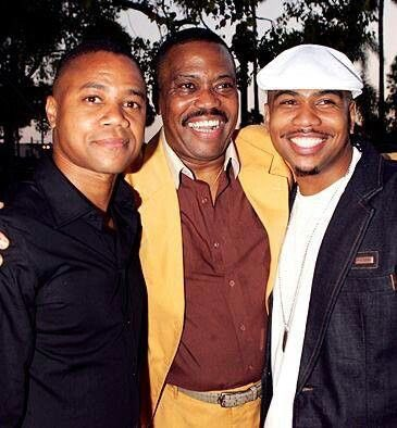 Rest in peace to soul singer Cuba Gooding Sr. who was found dead at th...