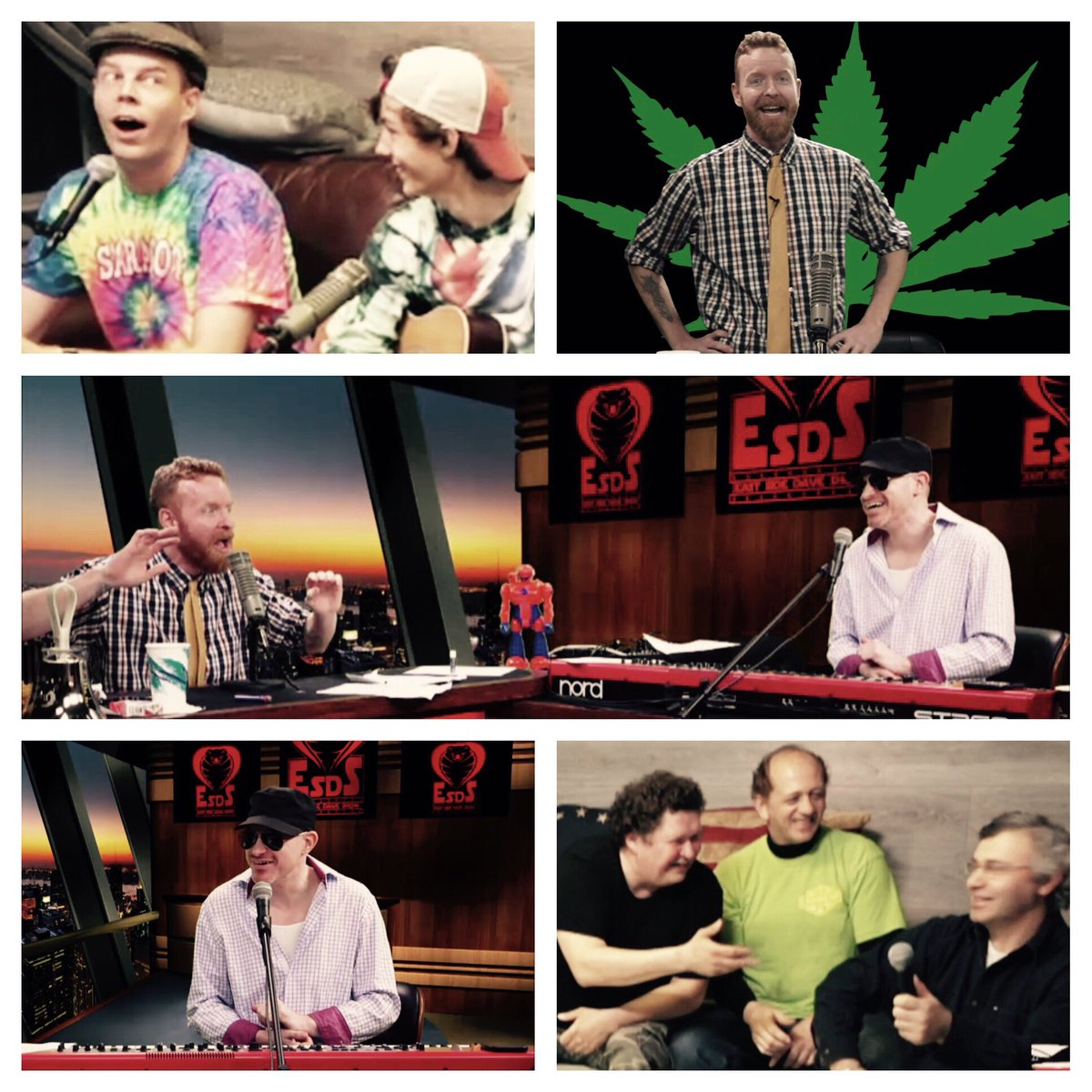 A magical, new @EastSideDave Show is NOW up on https://t.co/HjqehtbnMu...