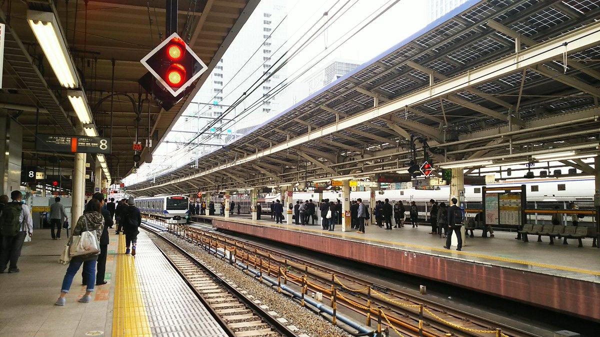 """湯河鶴 on Twitter: """"東京駅9番..."""