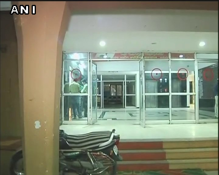 Maharashtra: 17 year old allegedly gangraped in MLA hostel in Nagpur. Two people arrested