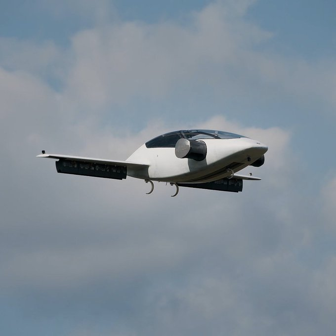 Here's the flying car you've been asking for