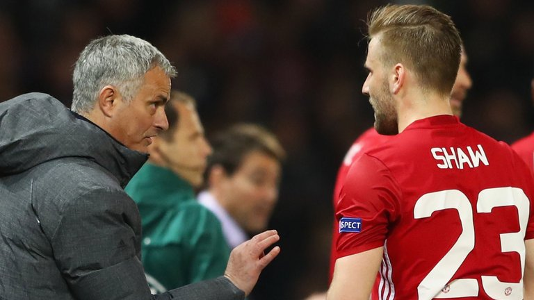 &quot;He did something new, it means a lot to me.&quot; Jose hails @LukeShaw23&#39;s attitude as #MUFC reach #EuropaLeague semis:  http:// skysports.tv/awrKQx  &nbsp;  <br>http://pic.twitter.com/nEuOp6weud