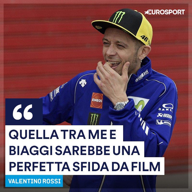 Quando si va al cinema? 😂😂🏍️🔥   Valentino #Rossi vs Max #Biaggi, la sfida continua... ► https://t.co/apiDNHNiJn