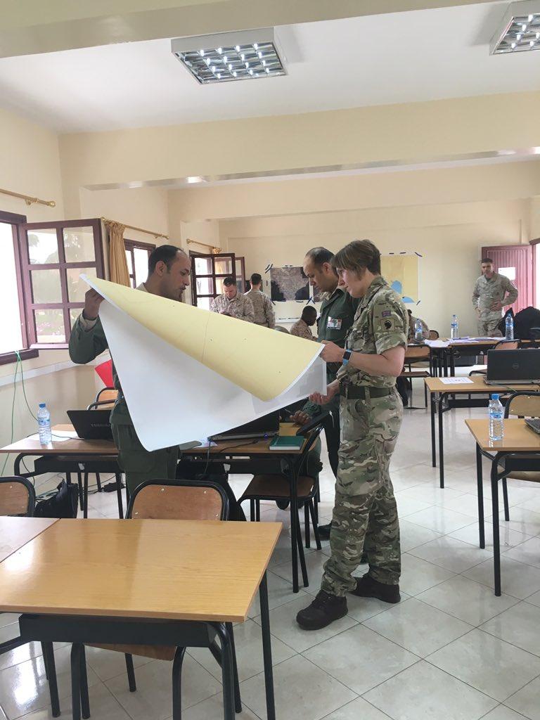 """انطلاق مناورات """"الأسد الإفريقي 17 """" في المغرب بمشاركة أمريكية C967oAiV0AAyg-p"""