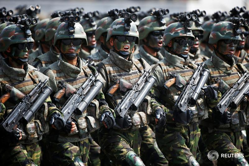 South Korea on heightened alert as isolated North readies for army celebration