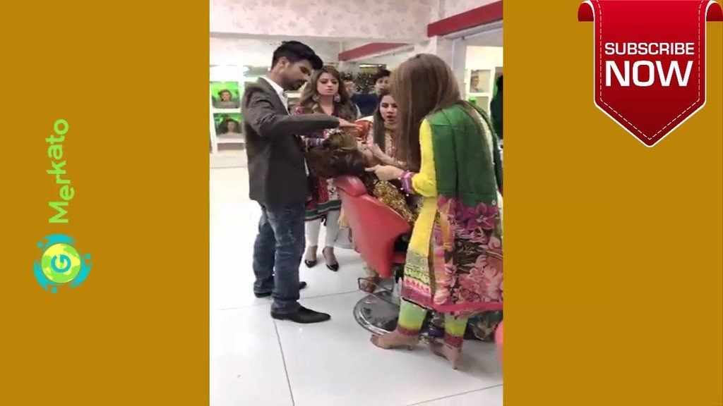 Iag On Twitter Kashee S Bridal Makeup Kashee S Beauty Parlor Hair