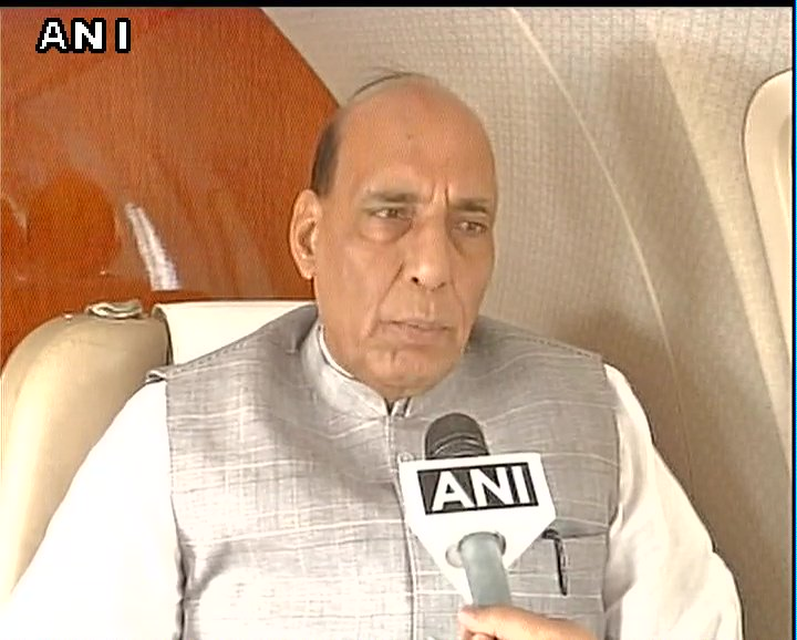 I appeal to all states,they should ensure safety of all Kashmiris anywhere in country. They are also equal citizens of India: HM Rajnath Singh