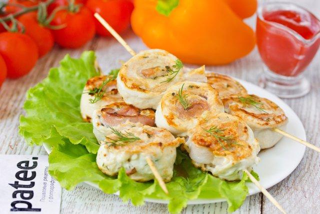 Рецепты из филе говядины
