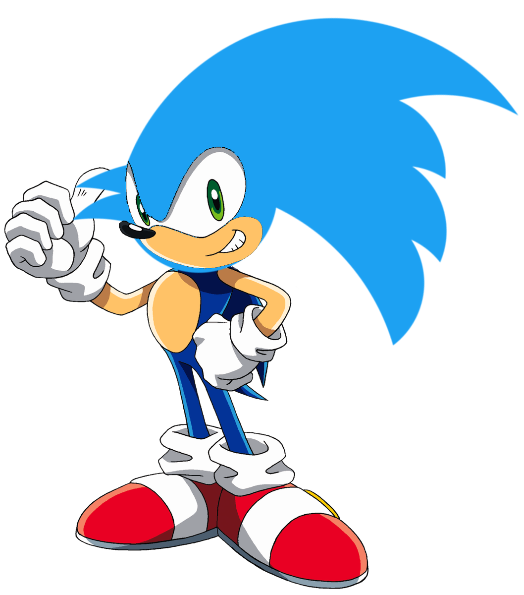 𝔜𝔥𝔰𝔞𝔫𝔞𝔳𝔢 On Twitter I Made Twitter S Sonicoc Twitic The Hedgehog Backstory The Twitter Logo Looks Like Sonic S Head Upside Down
