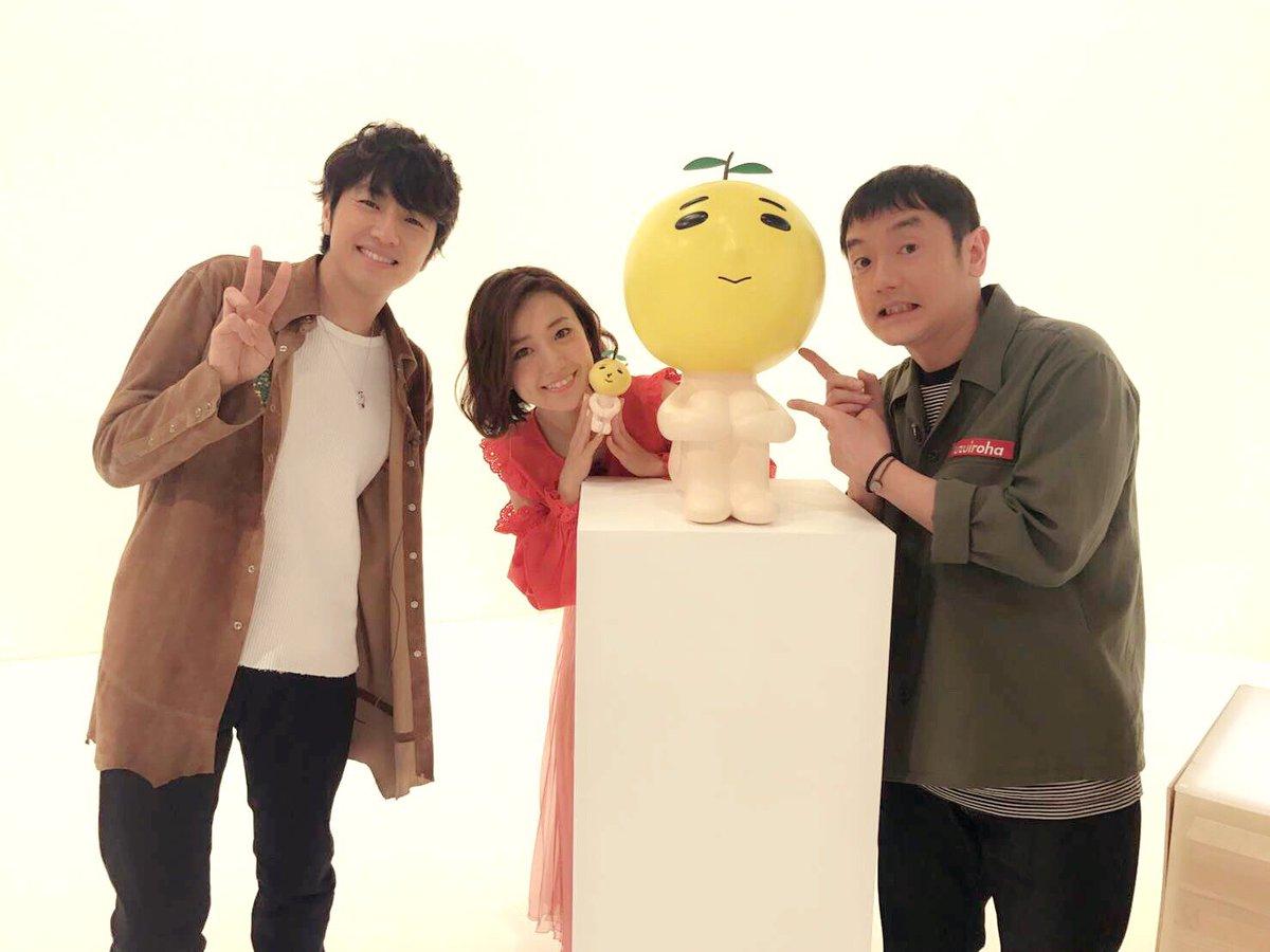 わーいわーい NHK『SONGS』でゆずさんと対談させていただきました!! 溢れるゆず愛が止まらなか…