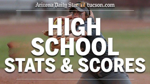 Thursday's high school baseball, softball, boys volleyball results around Southern Arizona https://t.co/hnv7kjx5mp