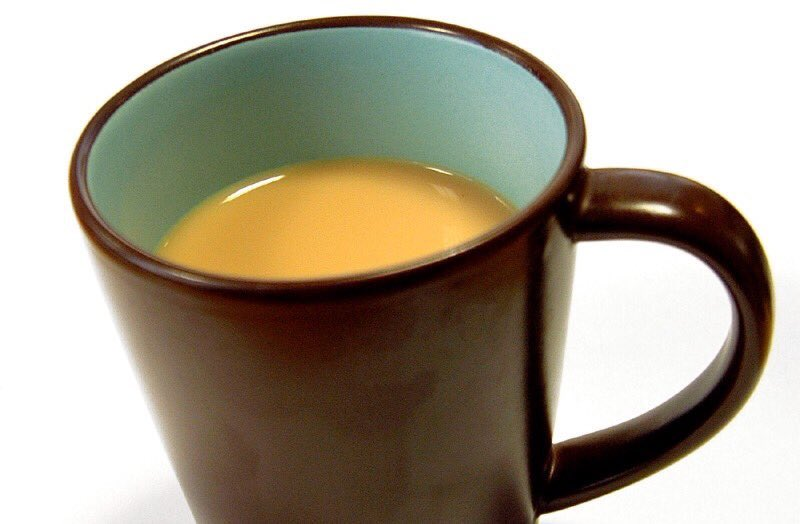 Retweet if you would NEVER EVER put the milk in before the teabag when...