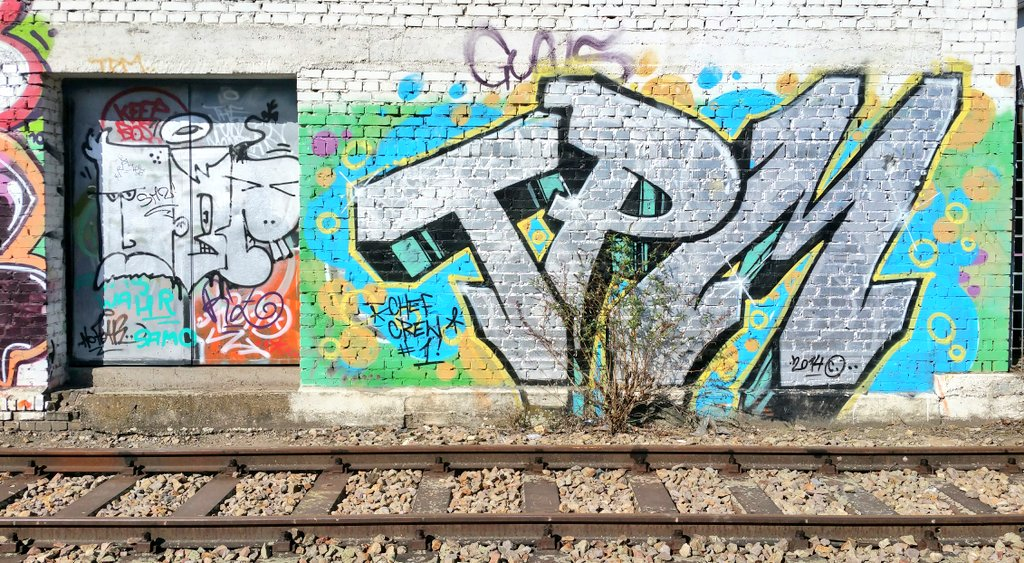 test Twitter Media - Selection of #graffiti in #mannheim https://t.co/NpgYvhL7n8
