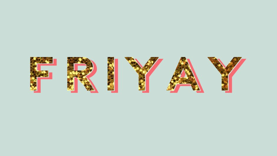 Happy Friday everyone! We hope everybody has a great ending to their work week. #FriYay <br>http://pic.twitter.com/lTmuyXDmx1