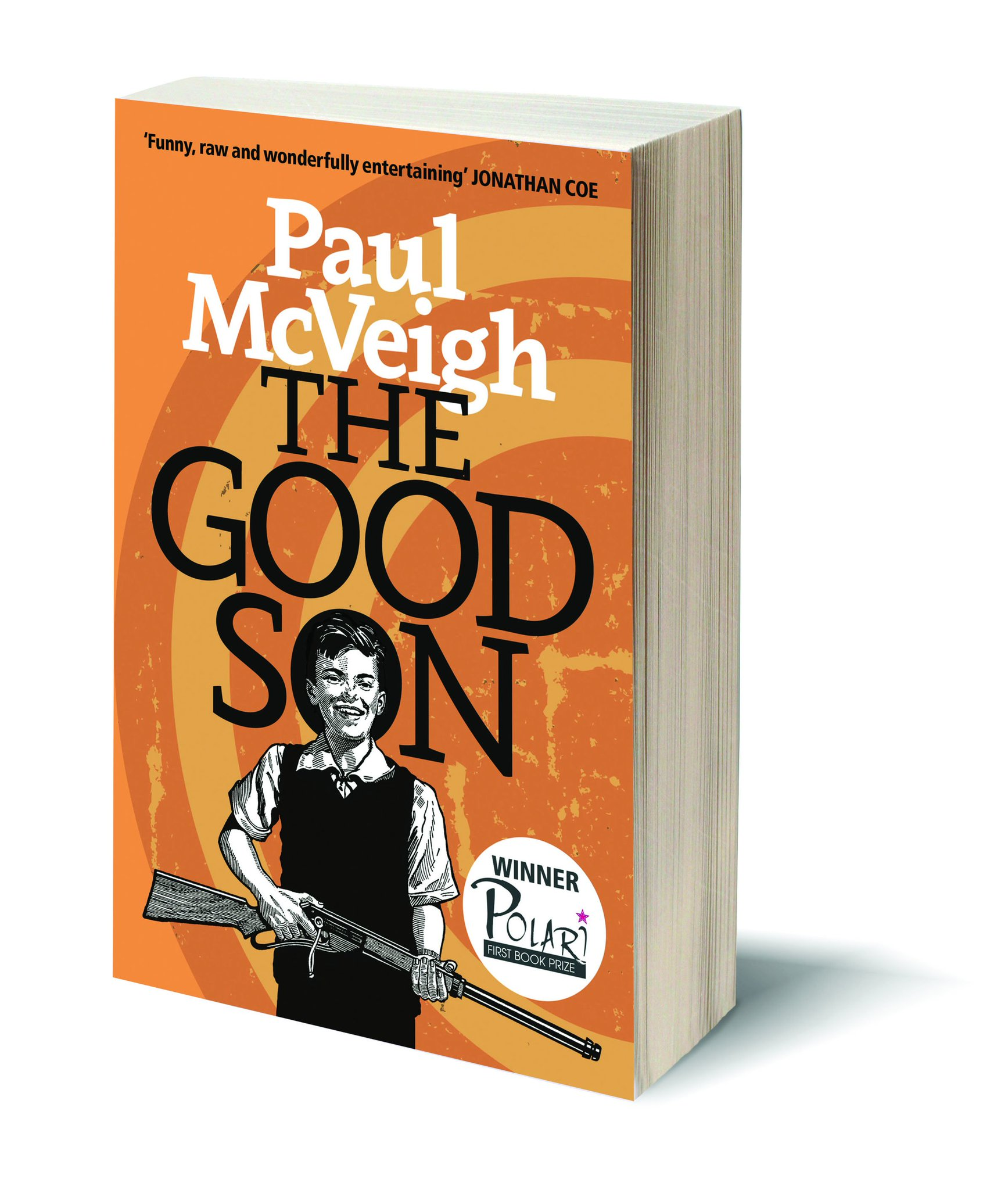 Are you giving out @paul_mc_veigh's The Good Son at your organisation on #WorldBookNight? We'd love to see your pics https://t.co/QUxKQS2PHw