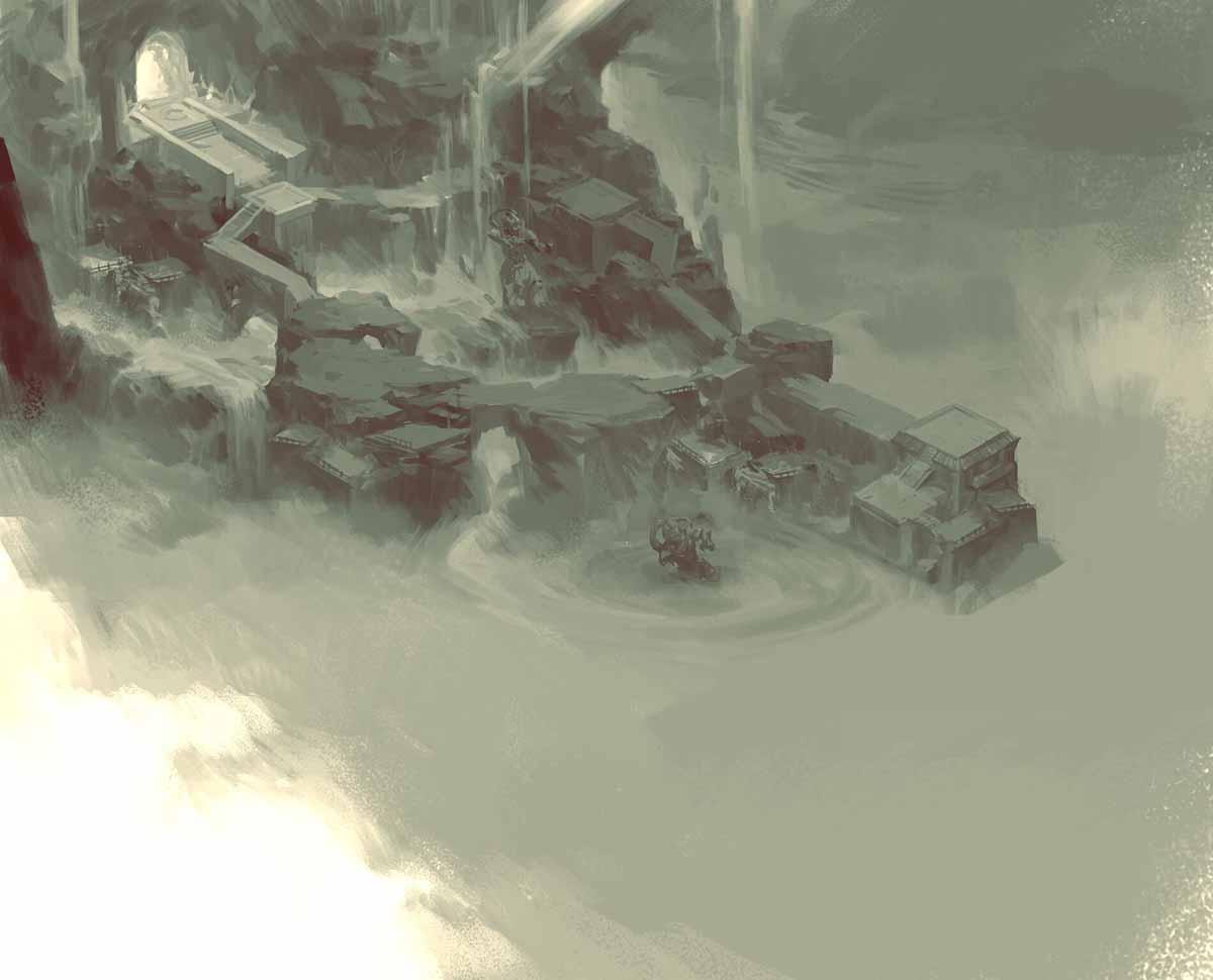 квесты сверху рыбака на archeage