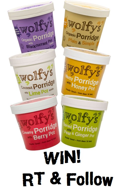 Retweet &amp; FOLLOW us to #win a #free case of porridge! Get #FridayFeeling with this #giveaway it&#39;s #friyay  #freebie  #FreebieFriday UK Only<br>http://pic.twitter.com/mcYODFBuRz