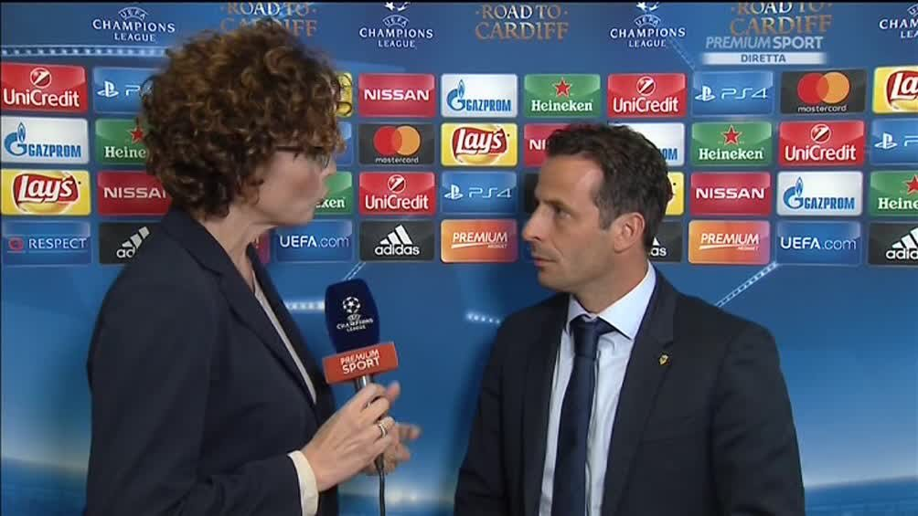 Giuly:&quot;Monaco have nothing to lose. The team has great confidence.&quot; #MonacoJuve #UCLdraw <br>http://pic.twitter.com/pswQNuYXyt