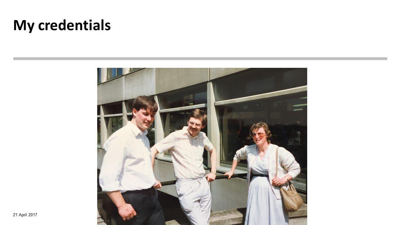Thumbnail for Prof Manfred Bochmann Symposium