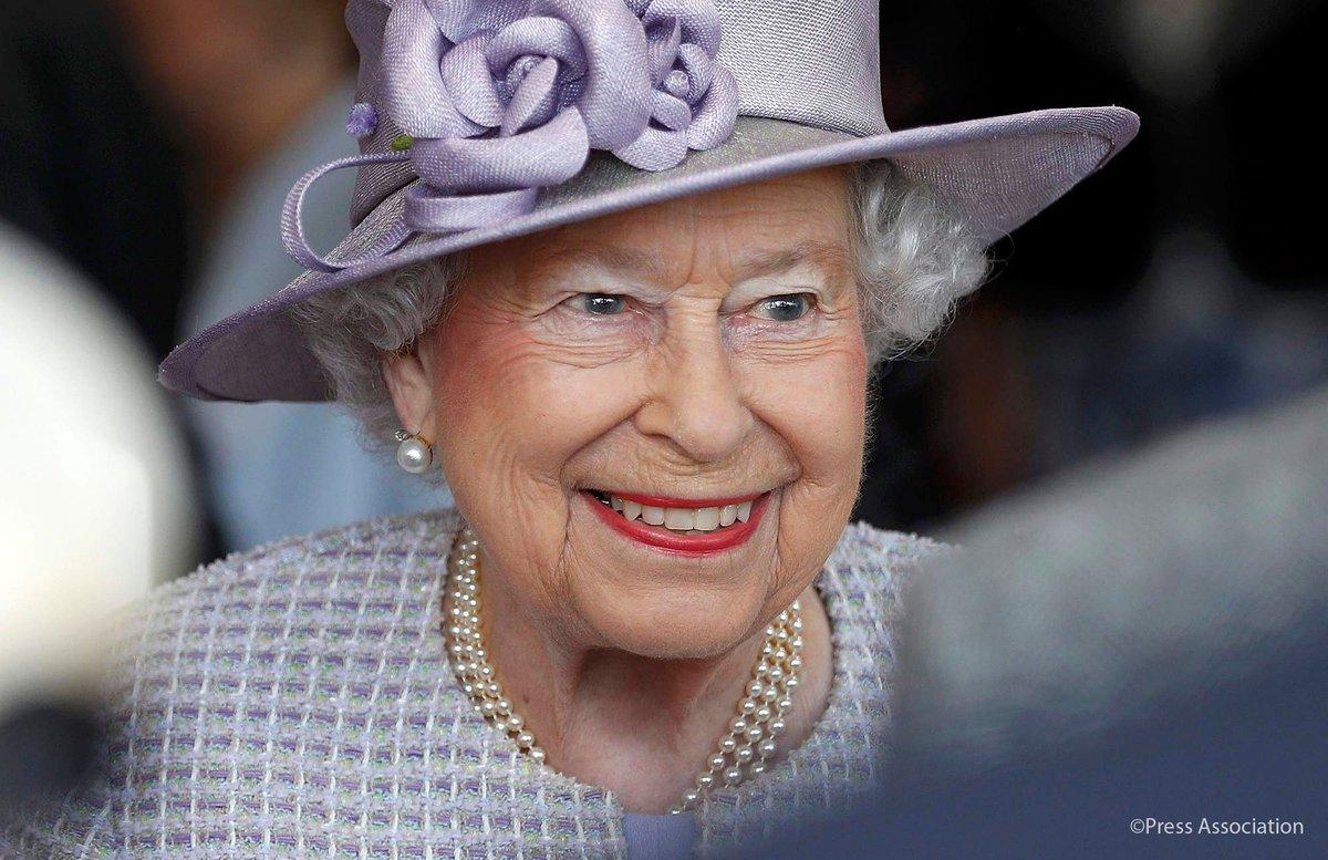 Happy 91st Birthday to Her Majesty The Queen! #HappyBirthdayHerMajesty #Queenat91