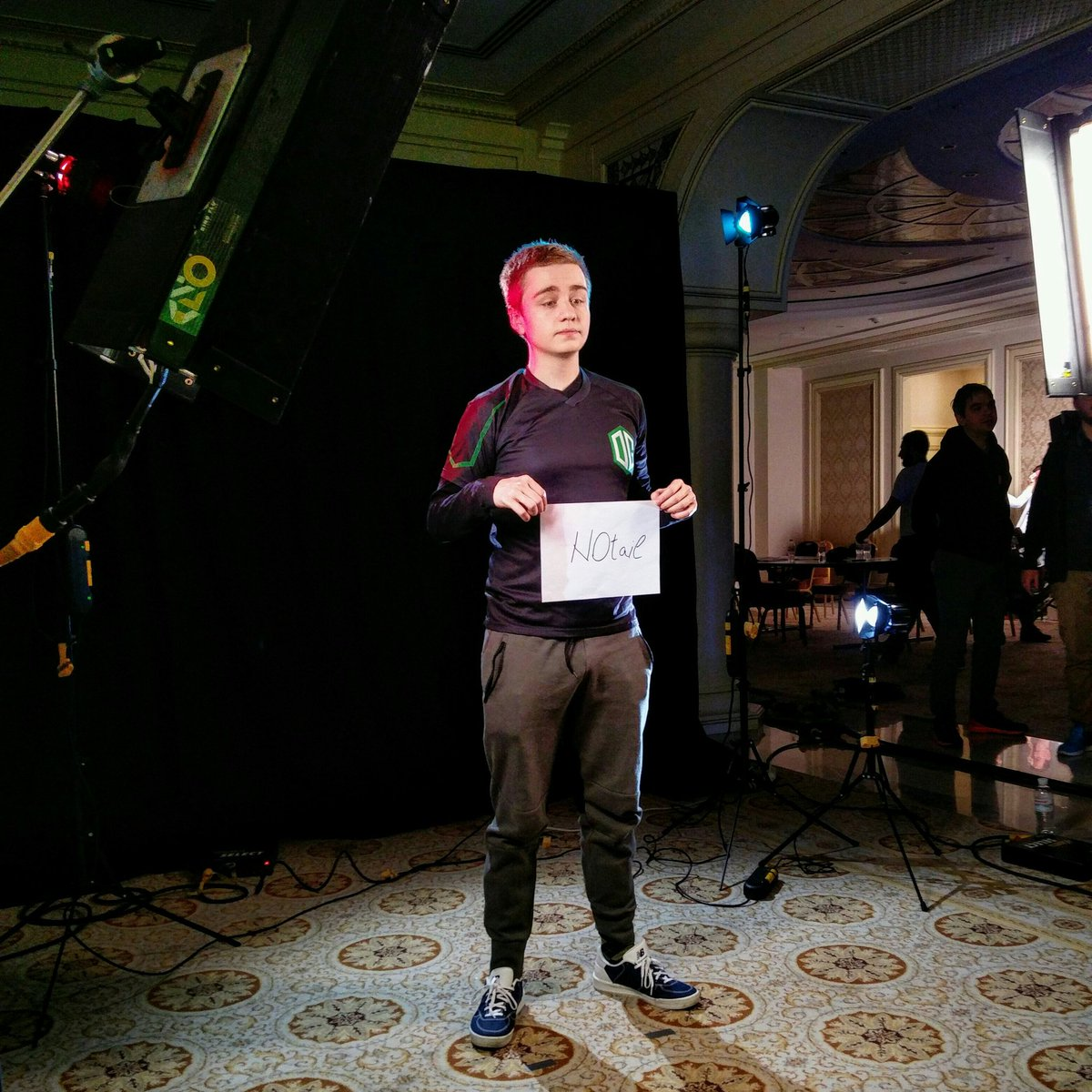 Get behind-the-scenes at the #KyivMajor  https://t.co/Syg7Rflc5j https...