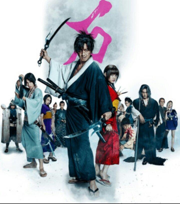 #TakashiMiike &amp; #TakuyaKimura &#39;s #film #BladeoftheImmortal based on #Japan &#39;s popular #manga will be shown@ #Cannes2017 #WarnerBros #Showbiz<br>http://pic.twitter.com/JwKPGKqass