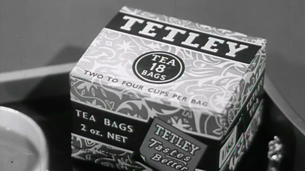 '@BFI: How to use tea bags - a handy guide from 1955 #NationalTeaDay #BritainOnFilm ' Next #Youtube hit??