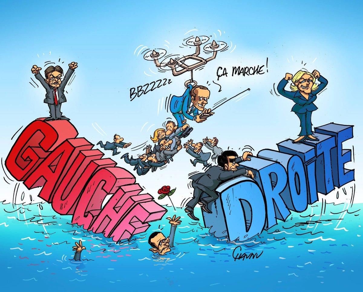 Le dessin du jour de @ChaunuShow   #Presidentielle2017  #15minutesPourConvaincre
