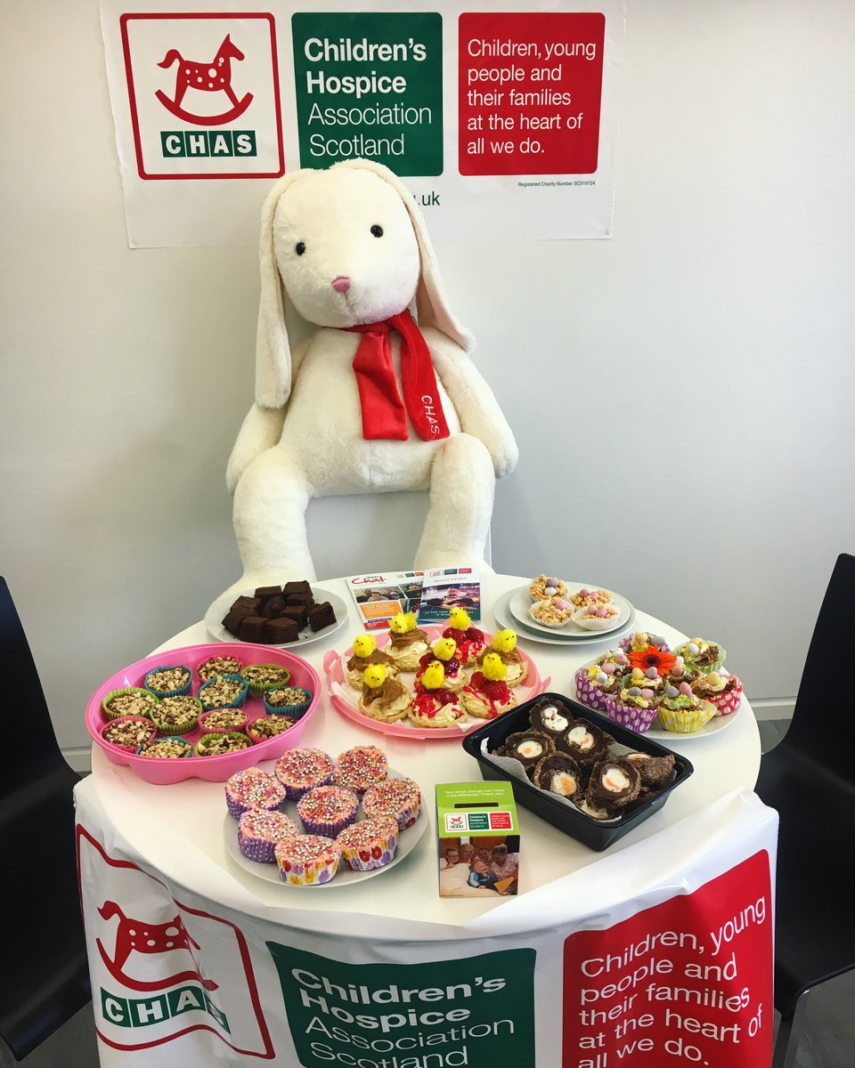 We raised £244.65 for @supportchas from our dress down day &amp; bake sale! Both such easy &amp; enjoyable ways to raise £££! #fundraising #chas <br>http://pic.twitter.com/orwO7OqnG5