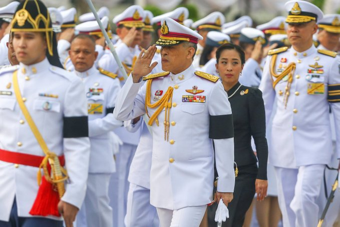 Thai king's coronation likely by the end of 2017: Deputy PM