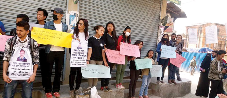समाजिक सञ्जाल दुरुपयोग: १४ बर्षीय विद्यार्थीले यसकारण गरे आत्महत्या