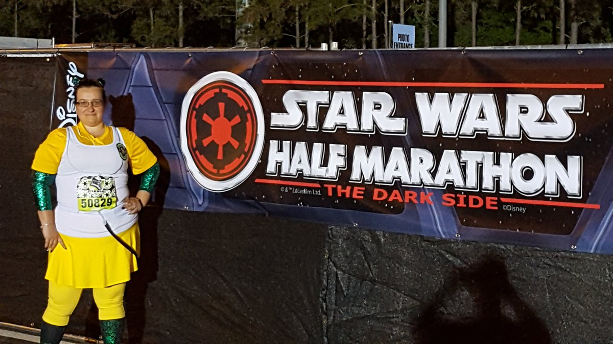 DanieBossk - Running with the Force! #StarWars5K <br>http://pic.twitter.com/FVOSFkCDyW