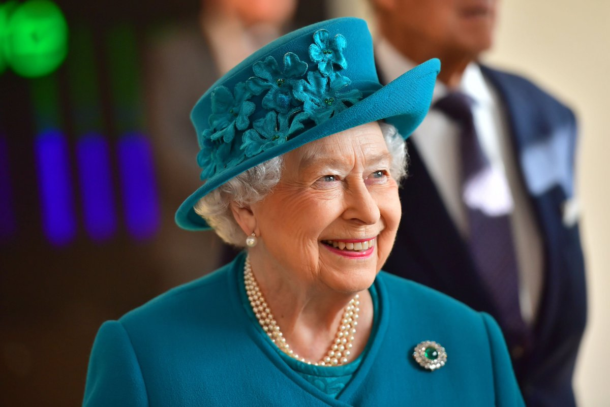 Wishing Her Majesty The Queen a very Happy 91st Birthday today. #queen...
