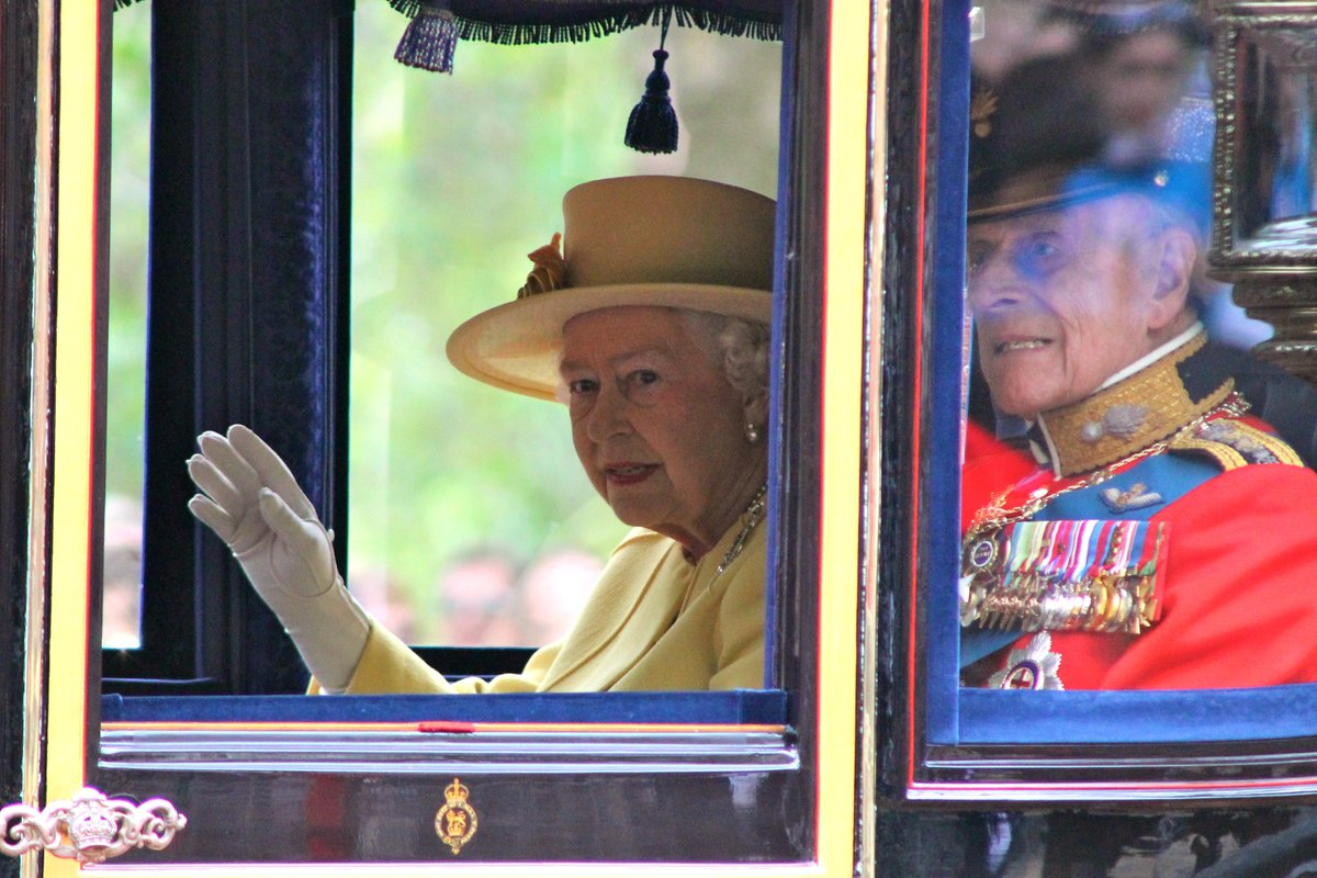 Queen Elizabeth today turns 91 years old.  In her lifetime, 128 countries have gained independence.