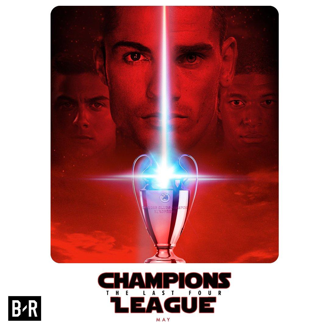 Champions League: The Last Four #UCLdraw <br>http://pic.twitter.com/WbBcmU0ZKd