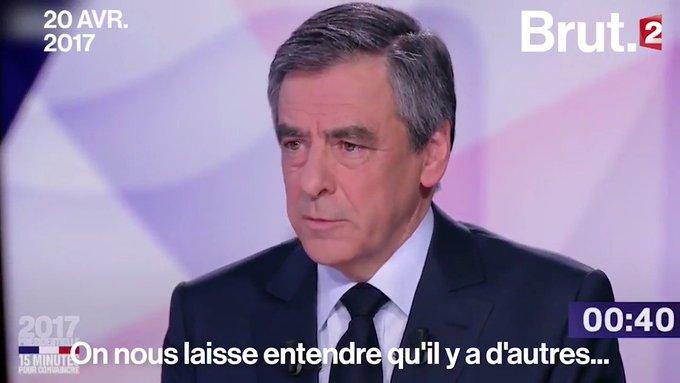 François Fillon / porte-parole du ministère de l'Intérieur : d'autres violences dans Paris ? #attentatchampselysees