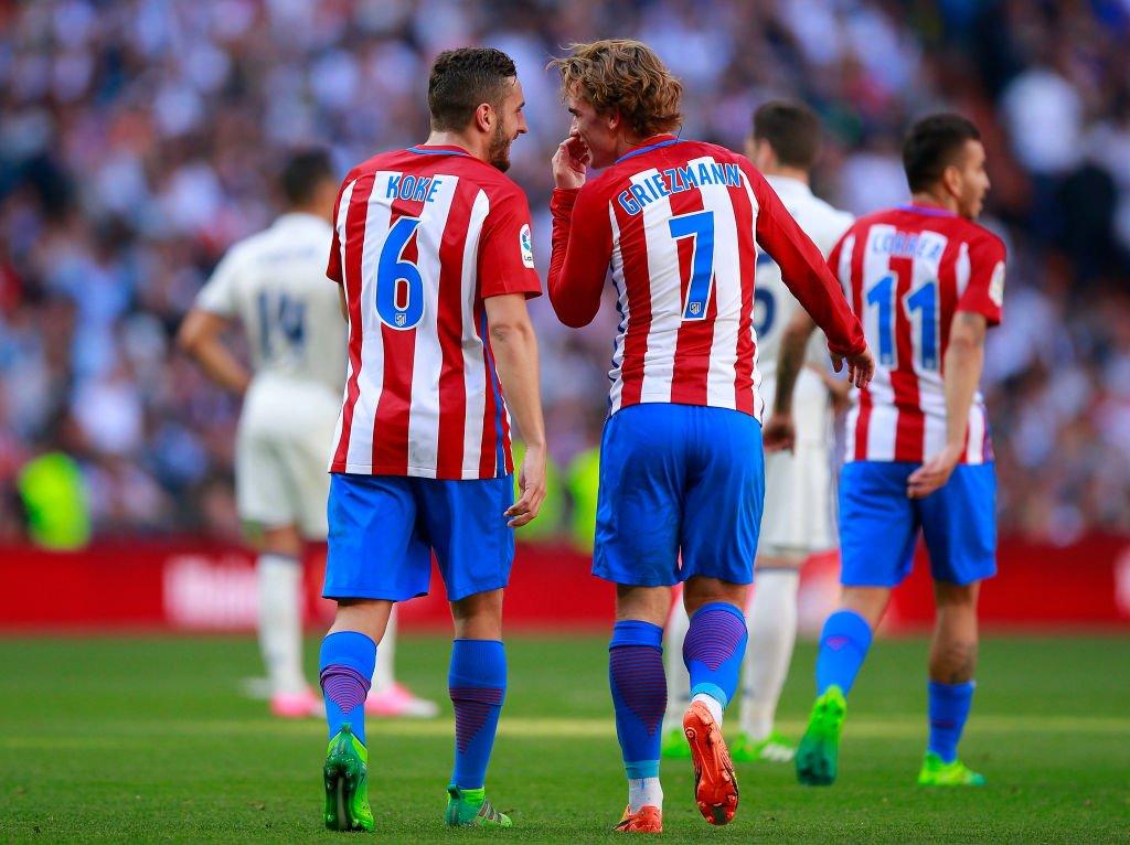 Champions League semi-final draw: Real Madrid vs. Atletico Madrid The Madrid Derby! #UCLdraw
