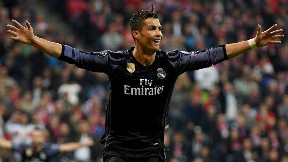 Real Madrid-Atletico Madrid Monaco-Juventus #UCLdraw