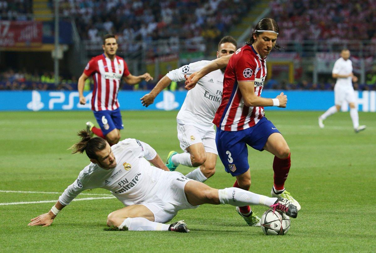 #BREAKING #ChampionsLeague - #RealMadrid to play #AtleticoMadrid in semi finals. #ASMonaco v #juventusFC<br>http://pic.twitter.com/vWeESGGp2G