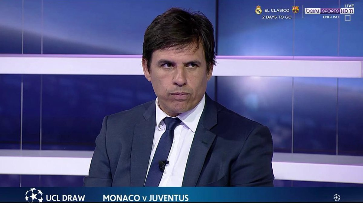 Chris Coleman on #ASMJuve: &quot;I think it was probably the toughest draw Monaco could have had out of the four.&quot; #beINUCL #UCLDraw<br>http://pic.twitter.com/uMxsz48Pt1